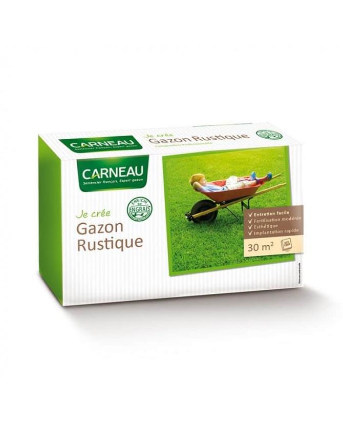 GAZON RUSTIQUE - ТРЕВНА СМЕСКА ЗА ПАРКОВЕ И ГРАДИНИ (1 кг.)